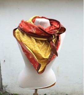 driehoek sjaal stof naar keuze