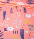 Cotton and Steel | Fernbook Coral