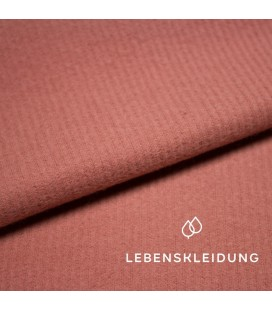 Lebenskleidung |Brushed rose bio Sweat