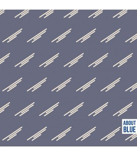 About Blue Fabrics |Fog Carbon grey